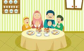 doa sehari-hari  sebelum makan
