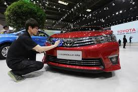 new car launches april 2014Toyota to launch Chinamade Corolla Levin hybrids in 20151