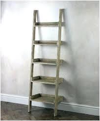small ladder shelf aluminum step decorative oak shelves uk