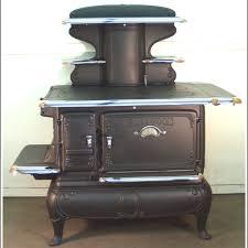antique kitchen wood stoves