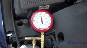 fuel pump pressure and regulator test fuel pump pressure and regulator test