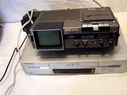 sony tv radio. 1978-80 sony fx-412uk 3.5 inch portable b\u0026w tv radio cassette tv h
