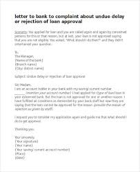 Complaint Letters Samples Amazing Request Letter For Bank Password