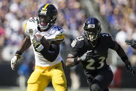 Steelers Vs Ravens Final Score Steelers Break M T Bank