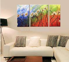 modern art for office. Artwork Abstract Flower Thick Oil On Canvas Painting Modern Home Office Hotel Wall Art Decor Decoration Handmade Painitng For