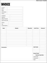 Free Editable Invoice Templates Printable Homerepair Invoice