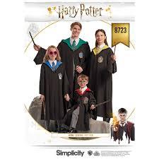 Harry Potter Robe Pattern Classy Simplicity Pattern 48 Harry Potter Unisex Costumes