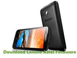 Download Lenovo A316I Firmware - Stock ...