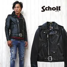 shot schott 613 us ダブルライダース leather jacket an limited long length models