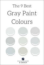 Light Grey Paint Benjamin Moore The 9 Best Benjamin Moore Paint Colors Grays Including