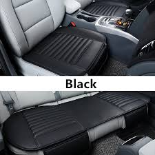 <b>Universal</b> Auto Car <b>Seat Covers</b> Protector Pad Mat Breathable <b>PU</b> ...