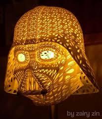 unique lighting designs. Darth Vader Table Lamp, Unique Lighting Design, Star Wars Decorating -  Unique Lighting Designs I