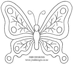 cool designs to trace. Butterfly Pattern Trace To Parchment Or Wax Paper And Pipe Melted Chocolate On Opposite Side Let Cool Designs E