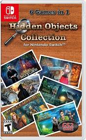 The hidden object genre is deceptively simple and—for the thousands of people buying them on steam—ironclad. Amazon Com Hidden Objects Collection For The Nintendo Switch Nintendo Switch Gs2 Games Video Games