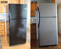 I Painted My Appliances!!! (Liquid Stainless Steel Review)