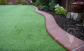 the importance of synthetic turf edging