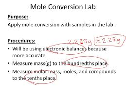 Objectives Chemical Reaction Exam Will Include Lab From