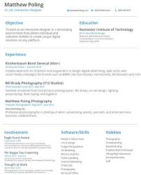 Ux Resume 24 Ui Ux Resume Compatible Michaelwillow 23
