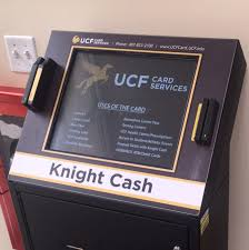 Ucf Scantron Vending Machines Locations Gorgeous Knight Cash UCF Card Services UCF Card Services