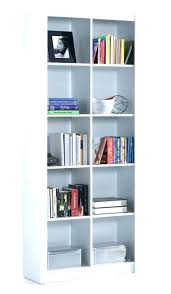 white cube bookcases 5 tier bookcase room divider display shelf unit ikea expedit gloss largest d