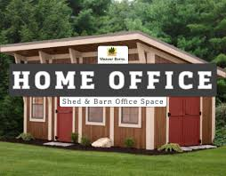 office barn. Home Office Shed \u0026 Barn Space By Weaver Barns Office Barn M