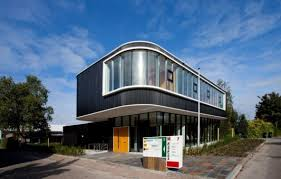 office exterior design. Verkerk Group Contemporary Office Building Exterior Design