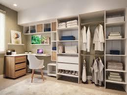 home office in closet.  Closet Home Office Closet Fresh E Integrados Leroy Merlin To In