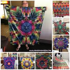 Advanced Tie Dye Patterns Custom MQX Midwest FROZEN Advanced Ice Dyeing