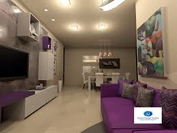 Purple Decor For Living Room Designing A Living Room With Purple Tones Interior Design Malta