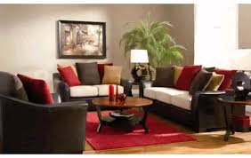 Paint Designs For Living Rooms Living Room Paint Ideas With Brown Furniture Racetotopcom