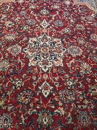 antique large hand woven persian rug tampa fl