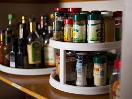 Kitchen Spice Organization How To Clean Out Your Spice Cabinet And Organize It For Good