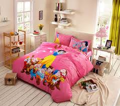 snow white bedding 1