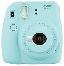 Buy <b>Fujifilm Instax Mini</b> 9 Instant Camera (Ice <b>Blue</b>) Online at Low ...