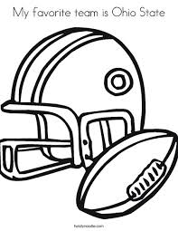 Small Picture Michigan Football Coloring Pages Free Coloring Coloring Pages