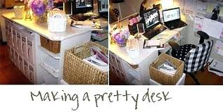 feminine office furniture. Feminine Office Supplies Pretty Lovable Desk Decor Ideas Furniture Girly