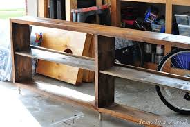 diy sofa table. Brilliant Table Intended Diy Sofa Table