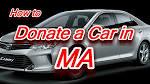 DONATE CARS IN MA