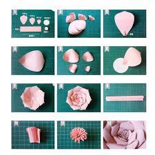 How To Make Paper Flower Backdrop Diy Paper Flower Backdrop Barca Fontanacountryinn Com