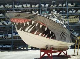 best auto paint jobs images car custom cars and mentallydefectiveandborntoolate ldquo this paint job will turn some heads when the boat is in the water rdquo