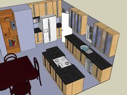 Small Restaurant Kitchen Layout Kitchen Design 4 Plans Island Restaurant Kitchen Abwatchesnet