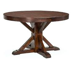 round pedestal table pedestal dining