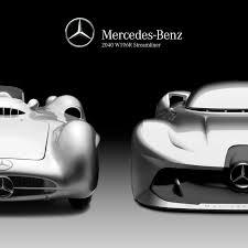 sports cars 2040. Fine 2040 Process MercedesBenz 2040 W196R Streamliner On Behance Inside Sports Cars A