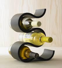 stylish wine rack. Fine Wine Image Of Stylish Tabletop Wine Rack In B