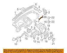 nissan titan dash parts nissan oem 10 15 titan instrument panel dash fuse box door 68964zv00b