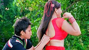 Hata Ke Machardani Rajau Sexy Devar Bhabhi Hot Song Devra.