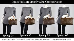 Louis Vuitton Speedy Bag Guide Yoogis Closet Blog
