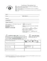 Fundraiser Pledge Form Template Pledge Form Templates