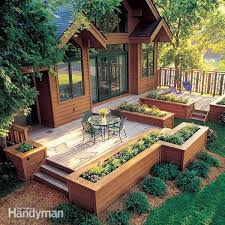 Decking Designs For Small Gardens Unique How To Build A Deck That'll Last As Long As Your House The Family