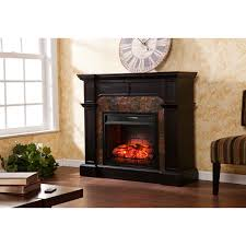 cartwright faux stone corner infrared electric fireplace